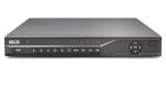 BCS-NVR04025ME-P Rejestrator sieciowy, 4 kanały IP, 2x HDD, 5MPx, switch PoE BCS