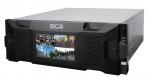 BCS-NVR12816DR-4K Rejestrator IP 128 kanałowy 12MPx 4K BCS PRO