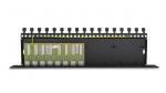 PTU-8R-ECO/PoE Zabezpieczenie przeciwprzepięciowe, 8 kanałów, skrętka UTP, ochrona PoE EWIMAR