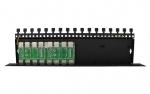 PTF-8R-PRO/PoE Zabezpieczenie przeciwprzepięciowe, 8 kanałów, skrętka UTP/FTP, ochrona PoE EWIMAR