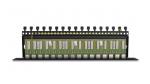PTU-16R-PRO/PoE Zabezpieczenie przeciwprzepięciowe, 16 kanałów, skrętka UTP, ochrona PoE EWIMAR