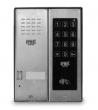 5025/1D-ZK-RF Panel rozmówny z czytnikiem zbliżeniowym i dotykowym zamkiem kodowym, 1 przycisk wywołania URMET