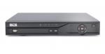 BCS-NVR0401X5ME-P Rejestrator sieciowy, 4 kanały IP, 1x HDD, 5MPx, switch PoE BCS