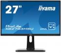 """ProLite XB2783HSU-B1DP Monitor 27"""" AMVA+, wejście HDMI, 3x USB, stopka z regulacją wysokości IIYAMA"""