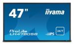 """ProLite LH4780S-B1Monitor 47"""" FullHD, matryca IPS, funkcja High Brightness IIYAMA"""