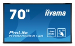 "ProLite TH7067MIS-B1AG Monitor interaktywny 70"" FullHD, funkcja odtwarzania z USB IIYAMA"