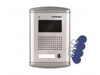 DRC-4CANs/RFID Kamera z pełną regulacją kąta widzenia, wbudowany czytnik kart COMMAX