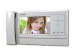 """CDV-70KPT(DC) WHITE Monitor kolorowy 7"""", doświetlenie LED, funkcja zoom COMMAX"""