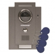 DRC-4CHC/RFID Kamera kolorowa z pełną regulacją kąta widzenia, oraz czytnikiem kart/breloków COMMAX