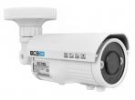 BCS-TQ6200IR3-B Kamera tubowa 4w1, 1080p, zasięg IR do 35m, biała BCS