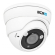 BCS-DMQ4200IR3-B Kamera kopułowa 4w1, 1080p, zasięg IR do 35m, biała BCS