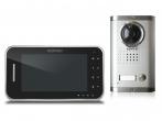 Zestaw: monitor KW-S702C-T + kamera KW-1380MC-T, wideodomofon dwuprzewodowy KENWE
