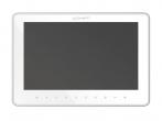 KW-SA20C-PH-W200_W Monitor głośnomówiący 10 cali, wbudowany moduł pamięci, biały, wideodomofon KENWEI