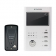 Zestaw: monitor KW-E430C + kamera KW-136 MCS wideodomofon KENWEI