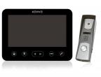 Zestaw: monitor natynkowy KW-E706FC/W200-B Kenwei + kamera LA-409GA Lanz