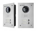 KW-1370MC-2BS Panel z kamerą, 2 przyciski wywołania KENWEI