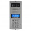OP-MA765RC HR P Optima Panel cyfrowy MASTER wideo 700 linii z czytnikiem RFID, popiel ELFON