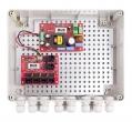 BCS-IP4/Z/E-S Zasilacz impulsowy, 4x PoE, switch, zewnętrzny BCS