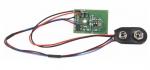MTX Miniaturowy nadajnik dwukanałowy ELMES