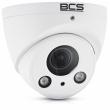 BCS-DMIP2300AIR-M-III Kamera IP 3.0 Mpx, kopułowa, zasięg IR do 40m, motozoom BCS