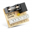 UPK1 Uniwersalny moduł przekaźnikowy z oddzielnym bezpiecznikiem Ewimar