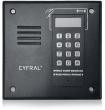PC-1000RE Panel rozmówny z czytnikiem breloków zbliżeniowych RFID, moduł elektroniki CYFRAL - czarny