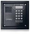 PC-2000RE Panel rozmówny z czytnikiem breloków zbliżeniowych RFID, moduł elektroniki CYFRAL - czarny