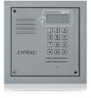 PC-2000RE Panel rozmówny z czytnikiem breloków zbliżeniowych RFID, moduł elektroniki CYFRAL - srebrny