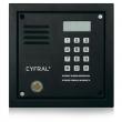 PC-2000DE Panel rozmówny z czytnikiem kluczy Dallas, moduł elektroniki CYFRAL - czarny