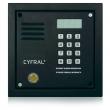 PC-2000DE Panel rozmówny z czytnikiem kluczy Dallas, moduł elektroniki CYFRAL - grafitowa
