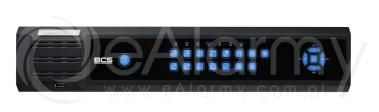 BCS-P-NVR3208 Rejestrator sieciowy, 32 kanały IP, 8x HDD BCS POINT