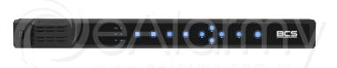 BCS-P-NVR3204 Rejestrator sieciowy, 32 kanały IP, 4x HDD BCS POINT