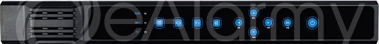 BCS-P-NVR3202 Rejestrator sieciowy, 32 kanały IP, 2x HDD BCS POINT