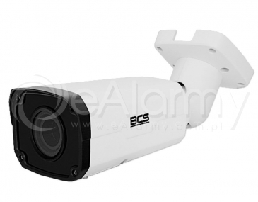 BCS-P-442RSA Kamera tubowa IP 2.0 Mpx, 2.8-12mm, zasięg IR do 30m BCS POINT
