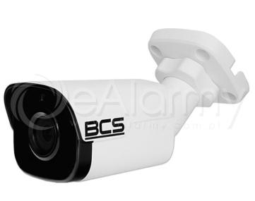 BCS-P-414RW Kamera tubowa IP 4.0 Mpx, 3.6mm, zasięg IR do 30m BCS POINT