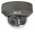 BCS-P-262R3WSA-G Kamera kopułowa IP 2.0 Mpx, 2.8-12mm, zasięg IR do 30m, kolor grafitowy BCS POINT