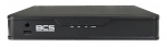 BCS-P-NVR0802-4K-8P Rejestrator sieciowy 4K, 8 kanałów IP, 2x HDD, switch PoE BCS POINT