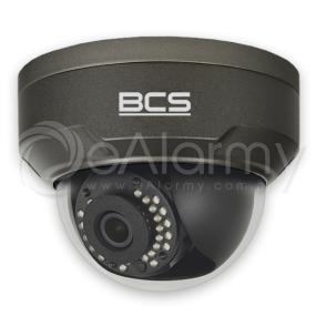 BCS-P-212RWSA-G Kamera kopułowa IP 2.0 Mpx, 2.8mm, zasięg IR do 30m, kolor grafitowy BCS POINT