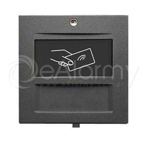 RFID-A G Optima Autonomiczny czytnik kluczy, grafit ELFON