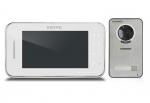 Zestaw: monitor natynkowy KW-S702C/W200-W + kamera KW-S201C-1B wideodomofon KENWEI