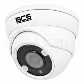 BCS-DMQ2200IR3-B Kamera kopułowa 4w1, 1080p, zasięg IR do 20m, biała BCS
