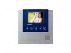 """CDV-43U(DC) BLUE Monitor kolorowy 4.3"""", doświetlenie LED, obsługa dwóch wejść COMMAX"""