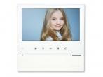 "CDV-70H2(DC) WHITE Monitor kolorowy 7"", interkom, menu OSD, obsługa dwóch wejść COMMAX"