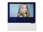 "CDV-70H2(DC) BLUE Monitor kolorowy 7"", interkom, menu OSD, obsługa dwóch wejść COMMAX"