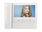 "CDV-70N2(DC) WHITE Monitor kolorowy 7"", interkom, obsługa dwóch wejść COMMAX"