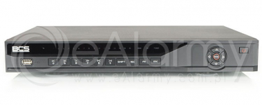 BCS-CVR16022M-IV Rejestrator HDCVI / ANALOG 16 kanałowy BCS