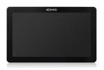 KW-EA10TC-B Monitor głośnomówiący 10 cali, czarny, wiszący lub natynkowy, wideodomofon KENWEI