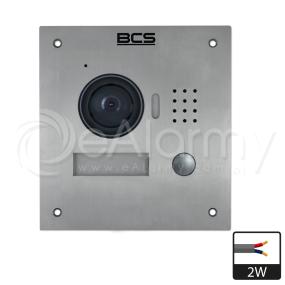 BCS-PAN1202S-2W Panel zewnętrzny dla systemu 2-żyłowego BCS