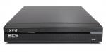 BCS-XVR0401 Rejestrator HDCVI, HDTVI, AHD, ANALOG, IP 4 kanałowy BCS