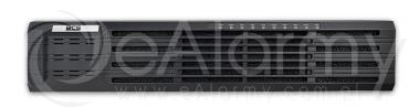 BCS-P-NVR6408-4KR Rejestrator sieciowy 4K, 64 kanały IP, 8x HDD, RAID BCS POINT